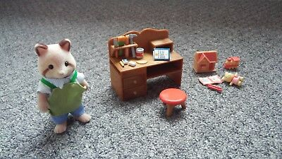 Sylvanian Families Toymaker and Figure
