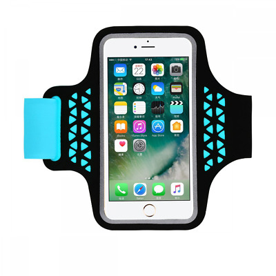 IPhone 7 Plus Armband, Haissky Sports Running Armbands for iPhone 6 Plus 6S Plus