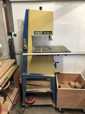 Shappach Basto 3 Band Saw