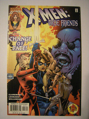 X-MEN : TRUE FRIENDS 3 (1999) --- Marvel Comics, USA -- englisch !