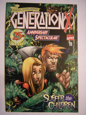 GENERATION X Nr. 25 (double-sized) -- Marvel Comics USA (1997) - english !