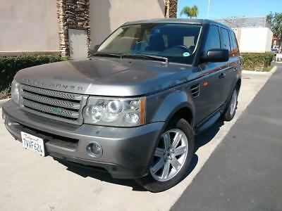 2007 Land Rover Range Rover Sport  2007 Range Rover Sport 4.4 HSE 132,000 miles, Very Clean, Looks and Runs Great!