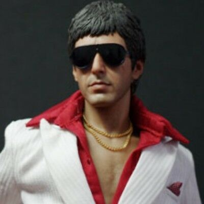 Scarface Tony Montana A1 Pacino Respect Version Enterbay Figure Es Aq4152