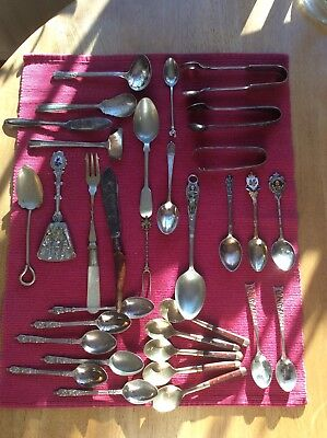 Mixed Bits of Vintage CUTLERY