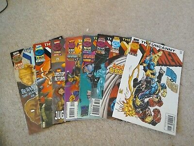 The Uncanny X-Men - Comic Collection by Marvel Comic's.
