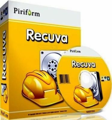 Piriform Recuva Professional | Recovers File From Windows PC (Digital Download)