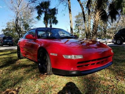 1991 Toyota MR2  1991 Toyota MR2 1mzfe V6 A/C 5-speed SW20 Florida Turbo NA