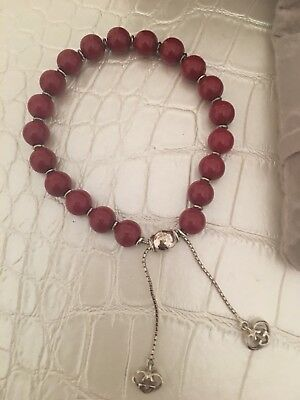 gucci boule bracelet Red, Boxed Only Worn once so in great condition