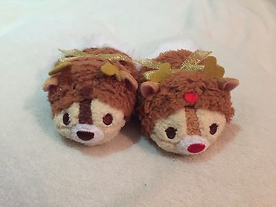 Chip & Dale Reindeer Christmas Tsum Tsums