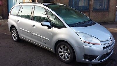 Citroen C4 Picasso 1.8 VTR+ 7 Seater SPARES OR REPAIRS 2007/07 LEEDS