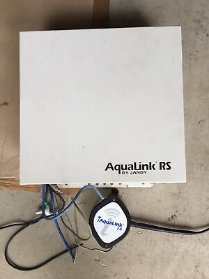 Aqualink RS Pool Automation Controller and iAquaLink 2.0 Network Controller