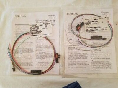 CORNING Cabling Systems Fan Out Kit Assemblies  29 Kits BRAND NEW