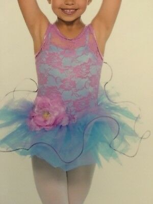 Dance Costume Child Size Extra Small
