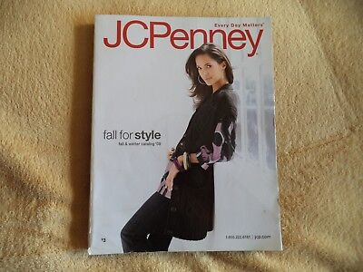 JC Penney Catalog - Fall and Winter 2008