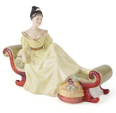 Royal Doulton Figurine At Ease HN2473