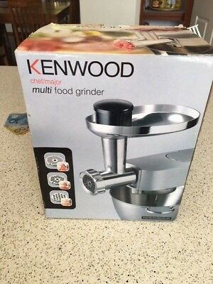 kenwood multi food grinder