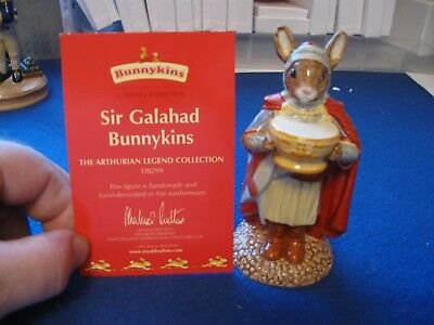 Royal Doulton Bunnykins Entitled Sir Galahad  Bunnykins  Db299