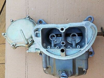 Mopar 1970 Rear 440-6 Pack Carburetor List 4383 Non-CA