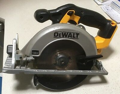 DEWALT 18V CIRCULAR SAW DCS391-xe **new never used**current model**powerful 760w
