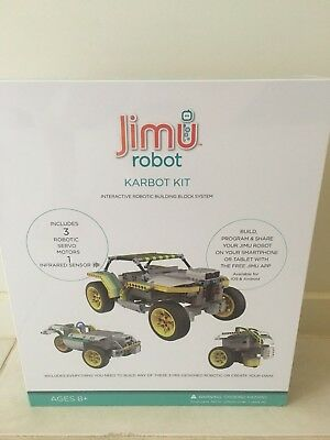 JIMU Robot Karbot Kit - Brand New
