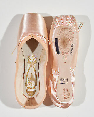 Custom Freed Pointe Shoes 6 1/2 no X and 6 1/2 no X HP. Triangle. Free Shipping