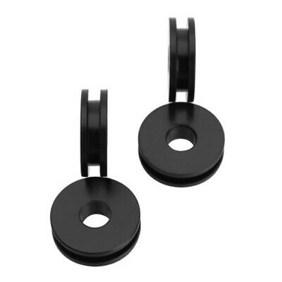 4 Pcs/Set Windshield Replacement Bushing Grommets for Harley Road King 67621-94