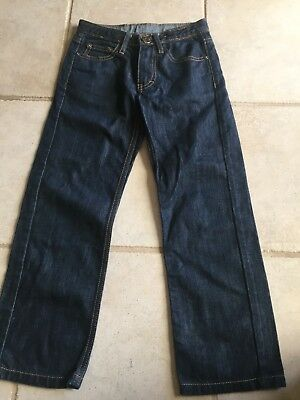 Boys Target Piping Hot Jeans Size 7 Ex Cond
