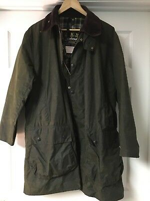 Vintage Barbour Border Jacket Bundle (Coat, Liner & Hood)