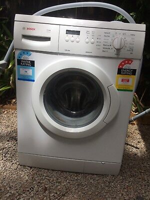Bosch Maxx Classic 6.5kg Front loader washing machine In Good Working Condition