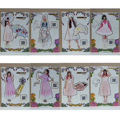 Oh My Girl Coloring Book 4th Mini Album Styling Card 1p Only Select