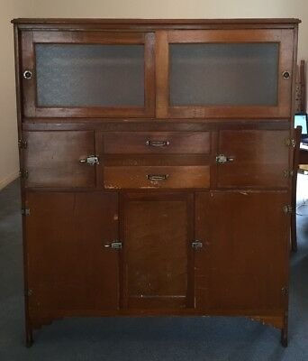 Antique Kitchen Dresser