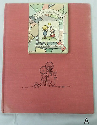 2 1st Ed. Joan Walsh Anglund Pocketful of Proverbs & Morning is a Little Child