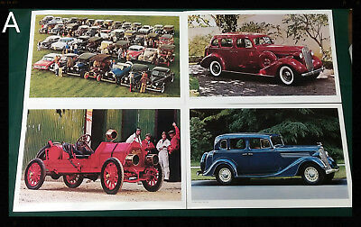 Ref. # 28072 1930 Buick Model 30-64 Sport Series Roadster Factory Photograph