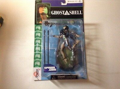 Ghost in the shell - Major Motoko Kusanagi - McFarlane Toys