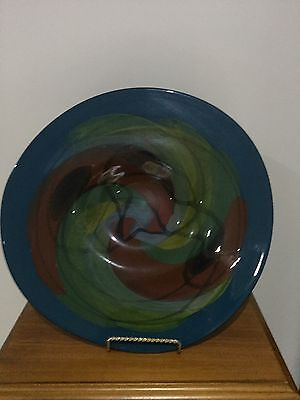 Hand Made Blown Glass Made By Hand And Blown By Mouth By Artist Ioan Nemtoi