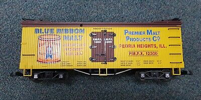 usa trains g scale townsend lager beer reefer beer