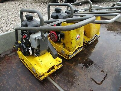 "GENUINE WACKER PLATE WITH HONDA ENGINE, NOT A CHEAP COPY mini digger in ""other i"
