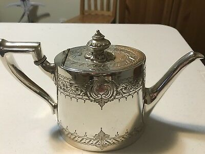 Antique Philip Ashberry & Sons Tea Pot.