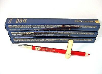 Estee Lauder Double Wear Stay-in-Place Lip Pencil LP07 RED New In Box