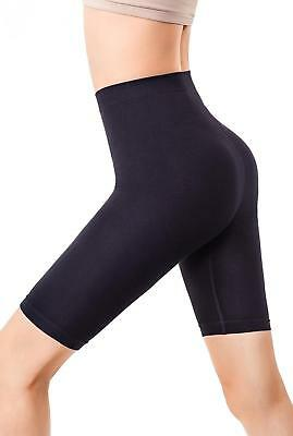 c456d59cc7d MD Women s Light Control Shapewear Mid-Thigh High Waist Tummy Shaper  Slimmer.