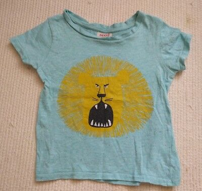 Seed Baby Boys T-shirt Size 2