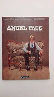 Blueberry - Angle Face - EO - 1975 - BE
