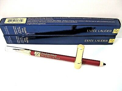 Estee Lauder Double Wear Stay-in-Place Lip Pencil LP19 CURRANT New In Box