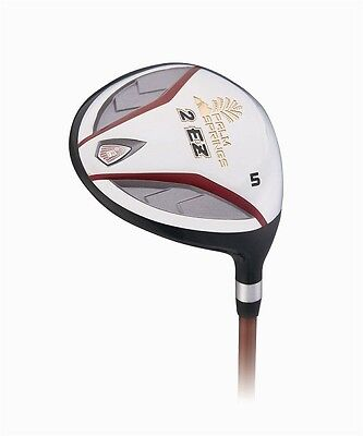 Palm Springs Golf 2ez Stainless Steel 5 Fairway Wood MLH Reg Left Hand