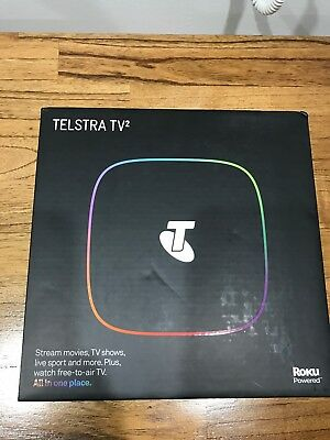 TELSTRA TV 2 - Powered By Roku