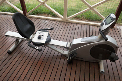 Rowing fitness machine RK669 2in1 Rower/Recumbent