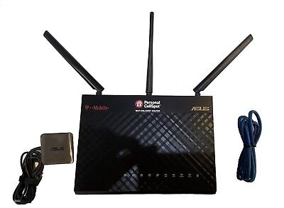 T-Mobile AC-1900 By ASUS Wireless-AC1900 Dual-Band Gigabit Router AiProtection