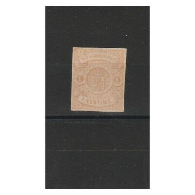 1859 Luxembourg Stemma 1 Val S G Unif N 3 Mf18206