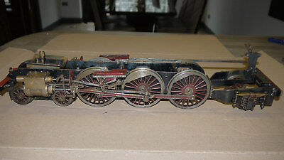 Live Steam 2.5 Inch Gauge Gresley A1/a3 Class 4-6-2 Chassis