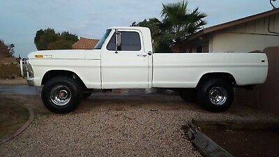1969 Ford F-100  1969 FORD F-100 4X4